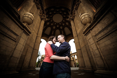 5325-d700_Michelle_and_Aren_Palace_of_Fine_Arts_San_Francisco_Engagement_Photography