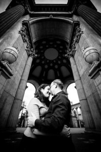 5328-d700_Michelle_and_Aren_Palace_of_Fine_Arts_San_Francisco_Engagement_Photography