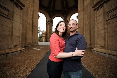 5335-d700_Michelle_and_Aren_Palace_of_Fine_Arts_San_Francisco_Engagement_Photography