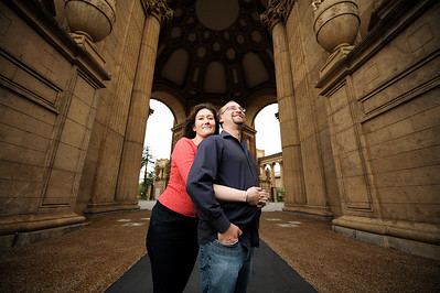 5323-d700_Michelle_and_Aren_Palace_of_Fine_Arts_San_Francisco_Engagement_Photography