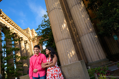 9819_Astha_and_Chris_Palace_of_Fine_Arts_San_Francisco_Engagement_Photography