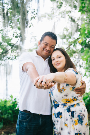 Ashley & Andre's Engagement Session