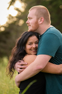 Lighthouse Field Santa Cruz engagement photos; by Bay Area wedding and portrait photographer Chris Schmauch