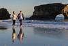 Natural Bridges Beach Santa Cruz Engagement Photography