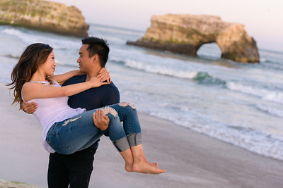 3012_Melody_and_Justin_Engagement_Photography_in_Capitola_and_Natural_Bridges_Beach_Santa_Cruz