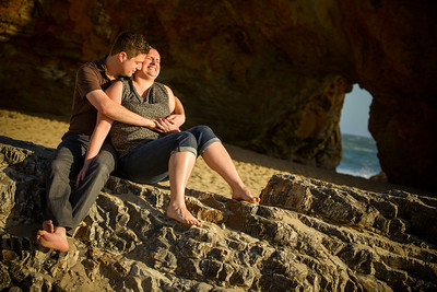 4699_d800b_Alexis_and_Adam_Panther_Beach_Engagement_Photography