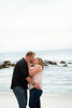 Aryn and Jeff Engagement Photos at Lover's Poiny Park in Pacific Grove, California