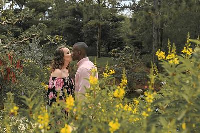 Caroline & Jerome Engagement Session