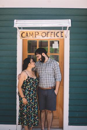 Cassandra & David Engagement Session