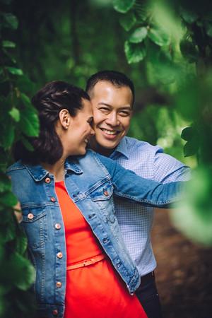 Catherine & Jared's Engagement Session