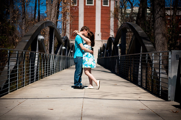 Corrin + Kevin. University of North Caroline.