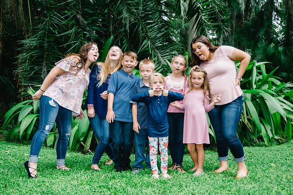 Danielle & Brett Engagement & Family Session