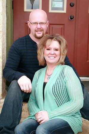 Eric and Heather E-Session