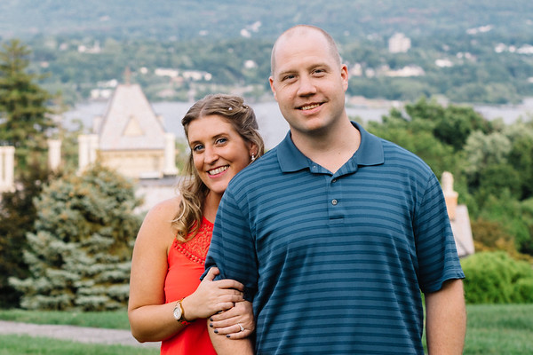 Erin & Mark's Engagement Session