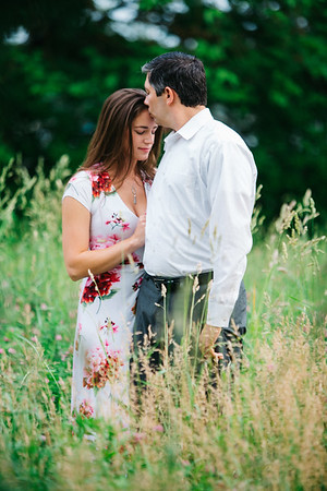 Heather & Matt's Engagement Session