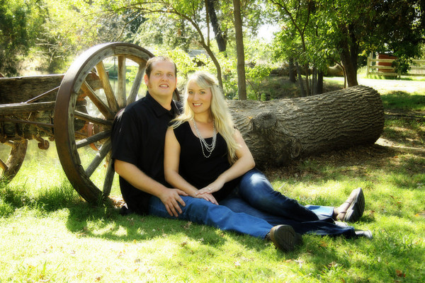 Heidi and James