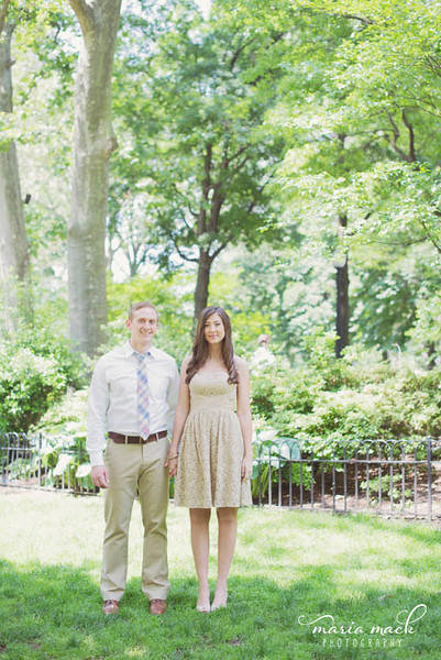Jamie and Jordon's Engagement Session by Maria Mack Photography ©2013