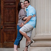 Jennifer & Marcelo Engagement Photos @ Vanderbilt Mansion :