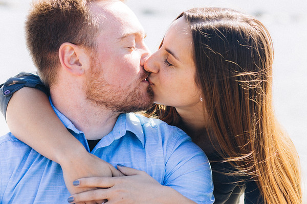 Jessica & Jake's Engagement Session