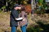 Kelli & John Engagement Photos @ Untemyer Park :