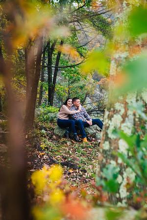 Kelsi & Brian's Engagement Session