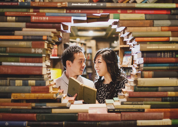 Last Book Store | Disney Concert Hall | Griffith Observatory | E-Session