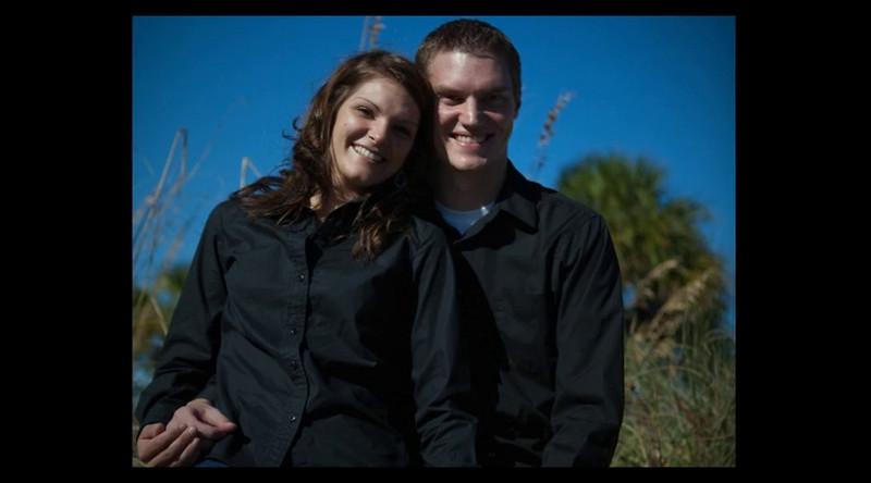 Lyndsay Storey & KJ Anderson<br /> Engagement Portraits<br /> Short Version