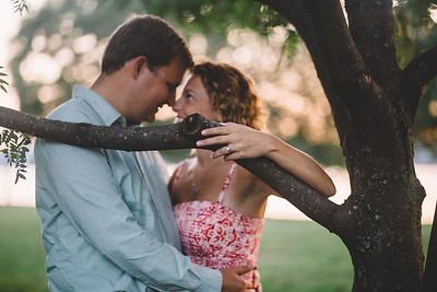 Marisa & Nick's Engagement Session
