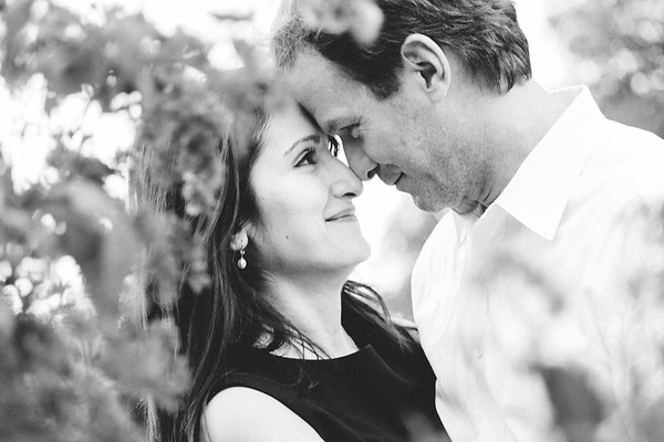 Milena & Stuart Engagement Session