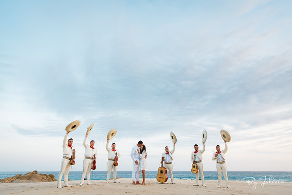 One and Only Palmilla - Engagement