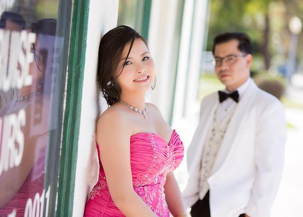 Pre-Wedding SessionS + L