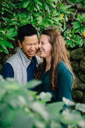 Regan & Huan Engagement Session