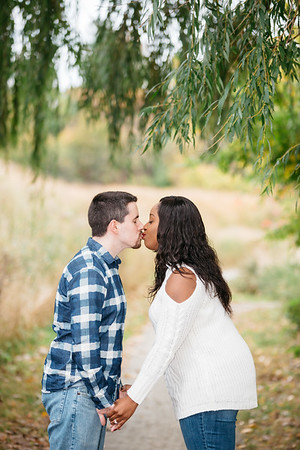 Shantel & Tom's Engagement Session