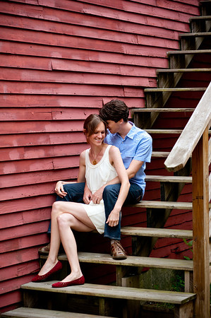 Helen and Spencer's Engagements