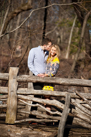 Jenna and Matt's Engagements