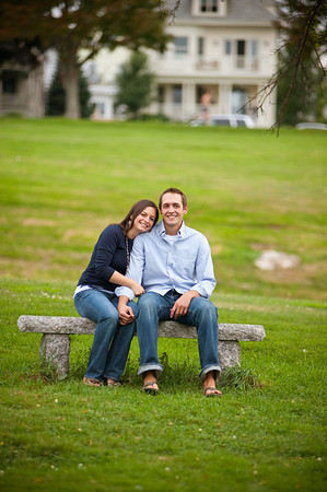 Jenny and Brandon's Engagements