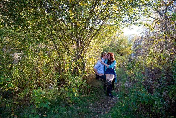 2014 Engagement Shoots