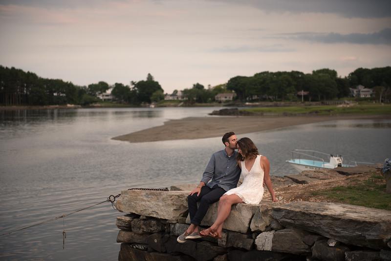 Celeste and Gordon's Engagements