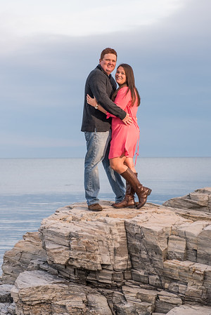 Amanda and Sean's Engagements