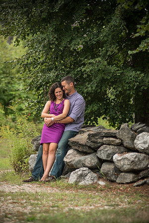 Colleen and Zack's Engagements