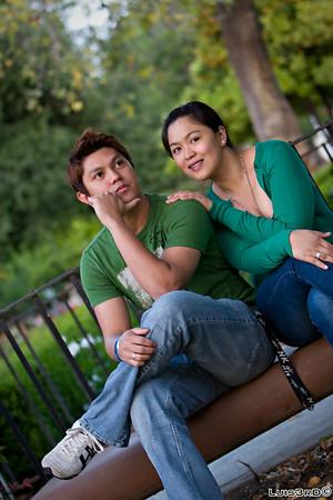 David and Cristina