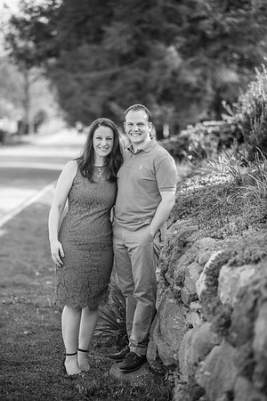 Gina and Steven Engagement Shoot