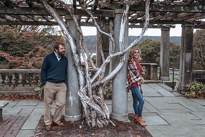 Jamie + Christina Engaged