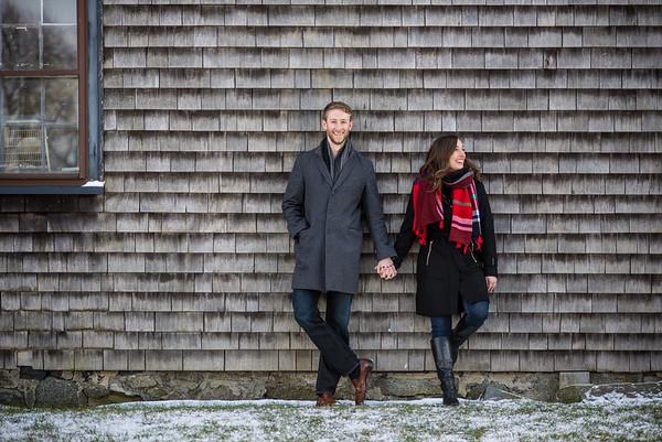 Kara and Dan's Engagements