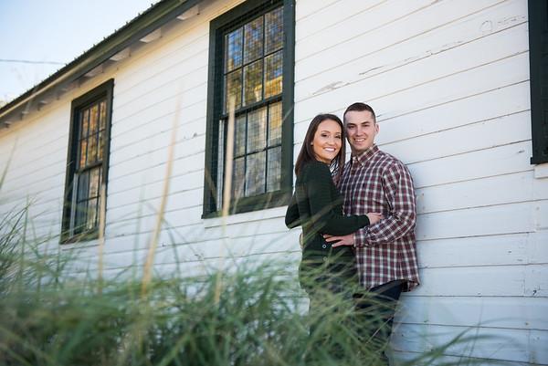 Lauren and Garrett's Engagements