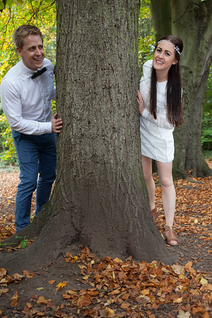 Katey & Olly Engagement Shoot