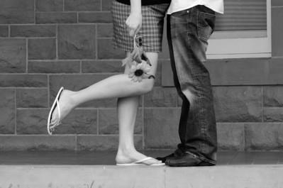 Amanda & Adams Engagement Shots