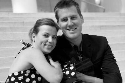 Christine & Mark Engagement Shots