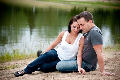 Danielle & Daniel's Engagement Shots June 28, 09