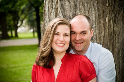 Katie & Grant's Engagement Shots July, 09